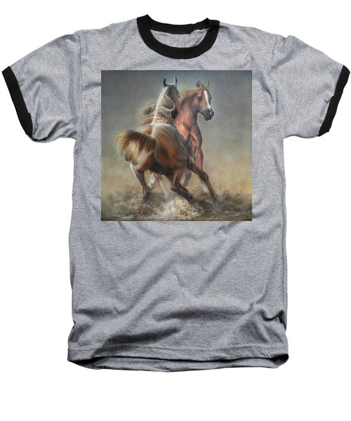 Horseplay Baseball T-Shirt