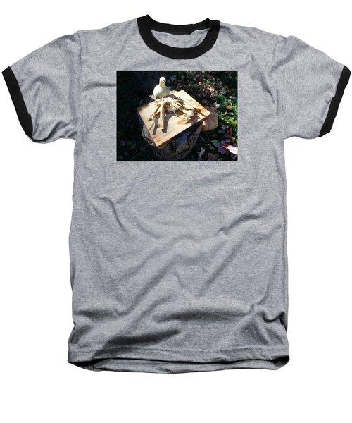 Horseradish In The Fall Baseball T-Shirt