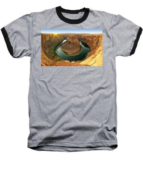 Horseshoe Baseball T-Shirt