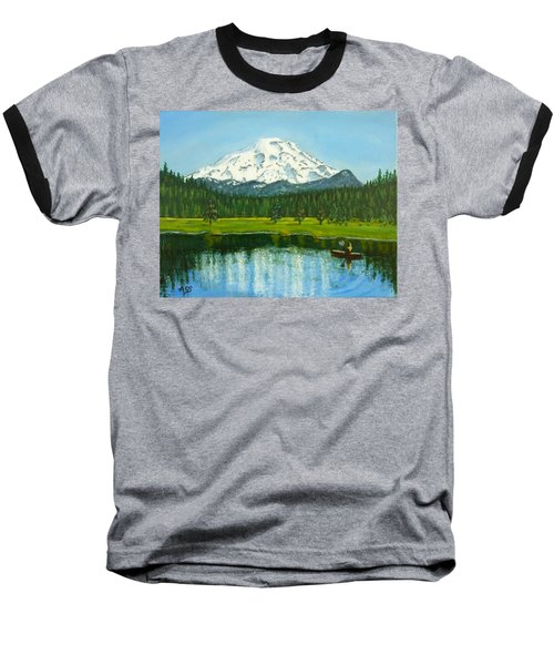 Hosmer Lake Baseball T-Shirt