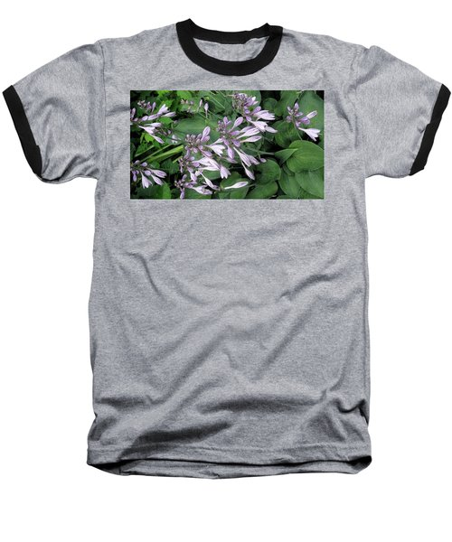 Hosta Ballet Baseball T-Shirt