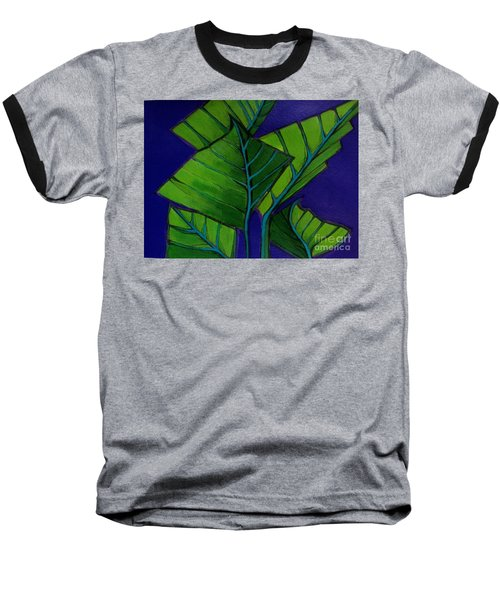 Hosta Blue Tip Two Baseball T-Shirt