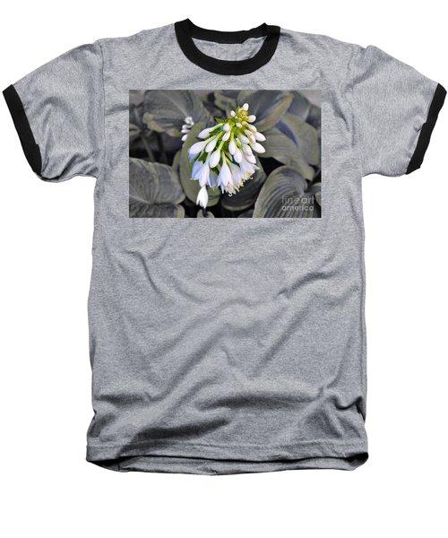 Hosta Ready To Bloom Baseball T-Shirt