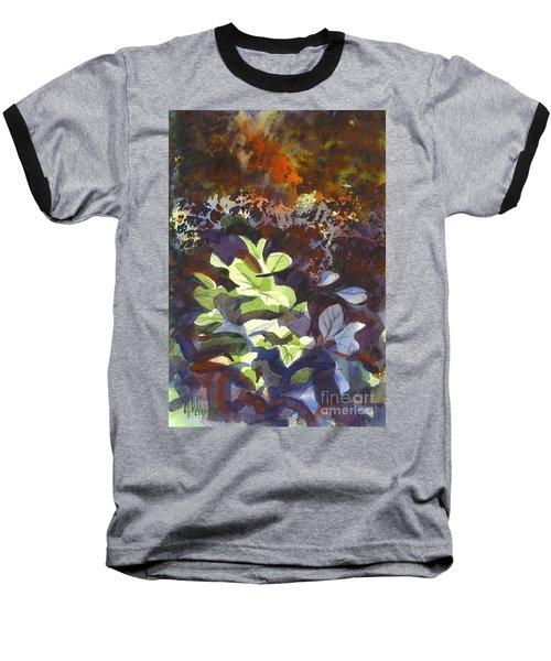 Hostas In The Forest Baseball T-Shirt