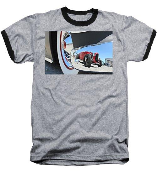 Hot Rod Reflecton  Baseball T-Shirt