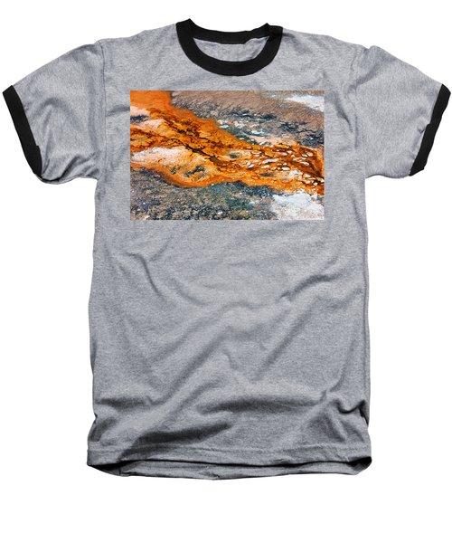 Hot Springs Mineral Flow Baseball T-Shirt