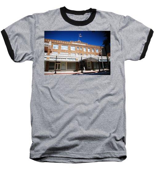 Hotel Jacaranda Baseball T-Shirt