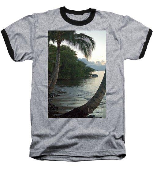 Hotel Molokai Beach Baseball T-Shirt