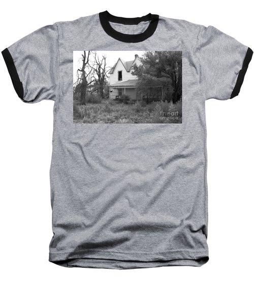 House At The End Of The Street Baseball T-Shirt