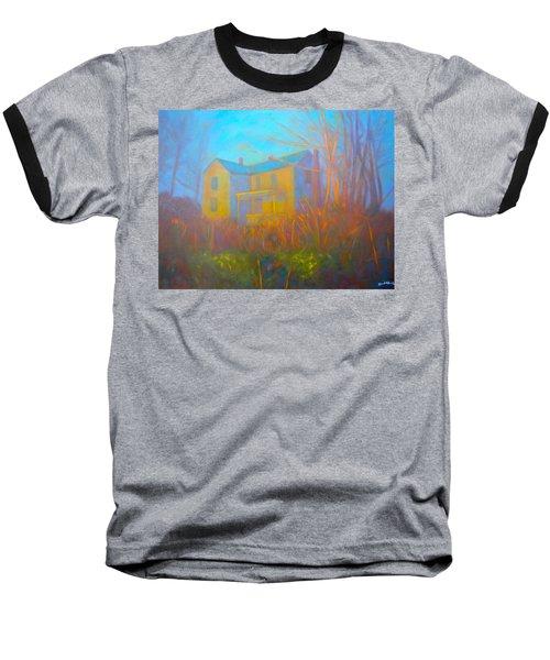 House In Blacksburg Baseball T-Shirt