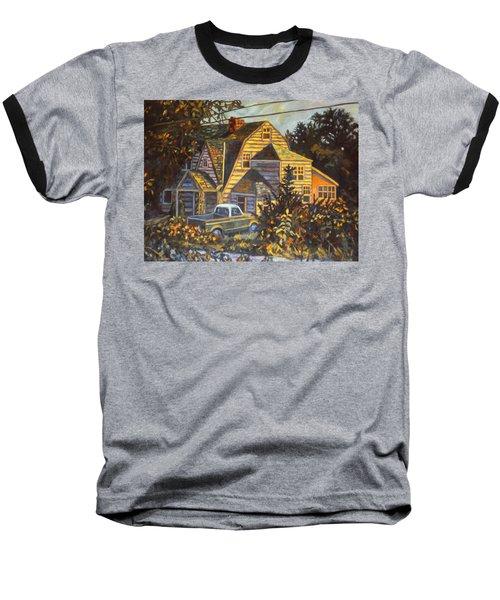 House In Christiansburg Baseball T-Shirt