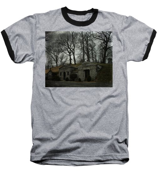 Houses Of The Holy Baseball T-Shirt