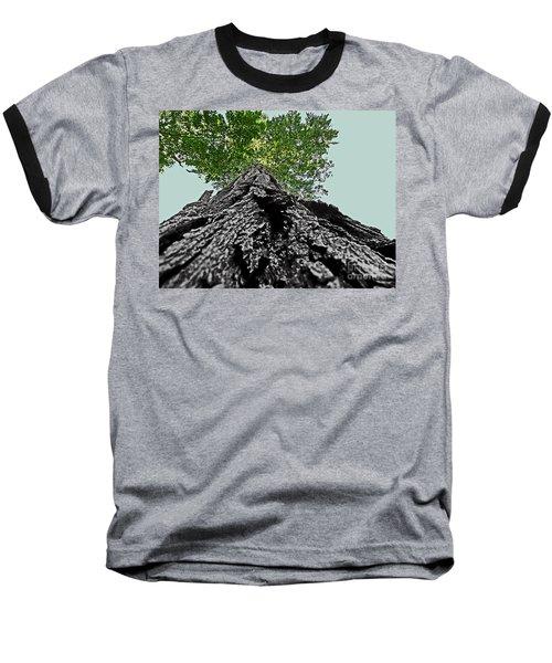 How A Chipmunk Sees A Tree Baseball T-Shirt