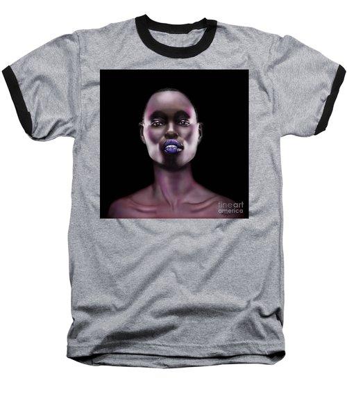 How Beautiful - The Color Purple Baseball T-Shirt