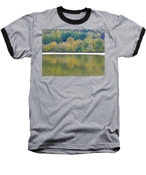 Baseball T-Shirt featuring the photograph How Sweet The Sound by Nick Kirby