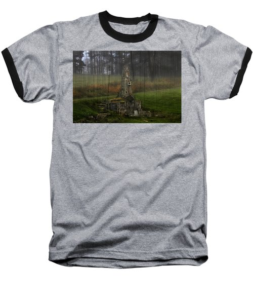 Howard Chandler Christy Ruins Baseball T-Shirt