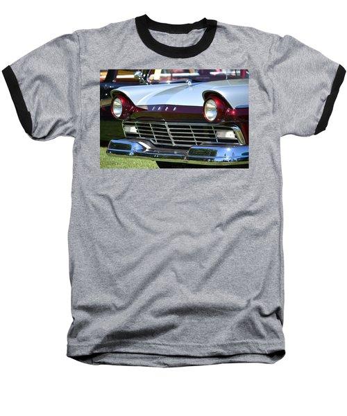 Baseball T-Shirt featuring the photograph Hr-11 by Dean Ferreira