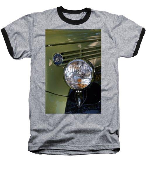 Baseball T-Shirt featuring the photograph Hr-19 by Dean Ferreira