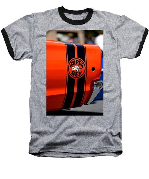 Hr-27 Baseball T-Shirt by Dean Ferreira