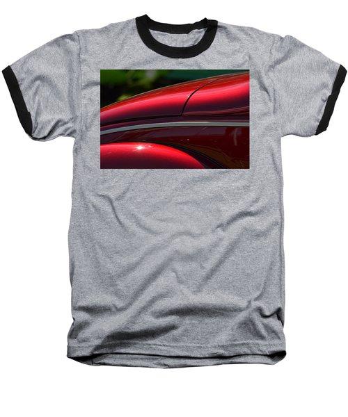 Baseball T-Shirt featuring the photograph Hr-31 by Dean Ferreira