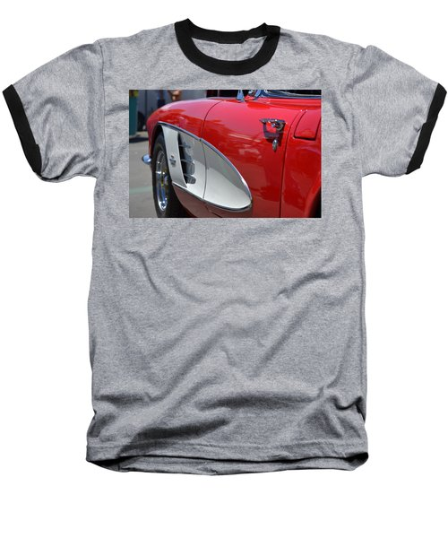 Baseball T-Shirt featuring the photograph Hr-37 by Dean Ferreira