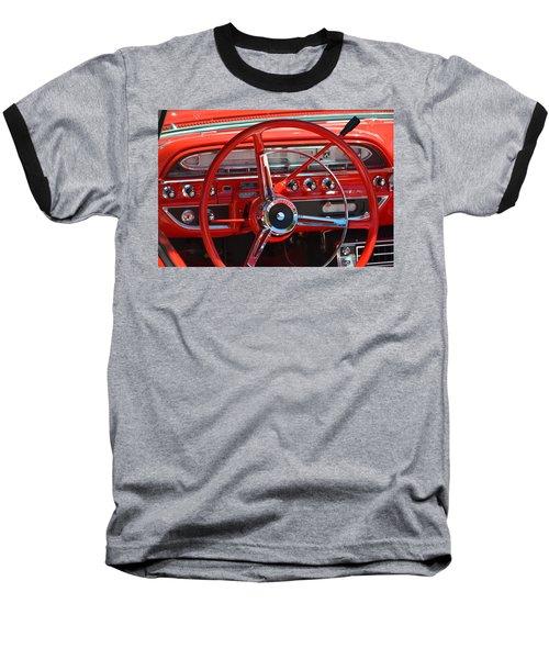 Baseball T-Shirt featuring the photograph Hr-41 by Dean Ferreira