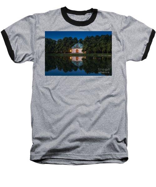 Hubertusbrunnen Baseball T-Shirt