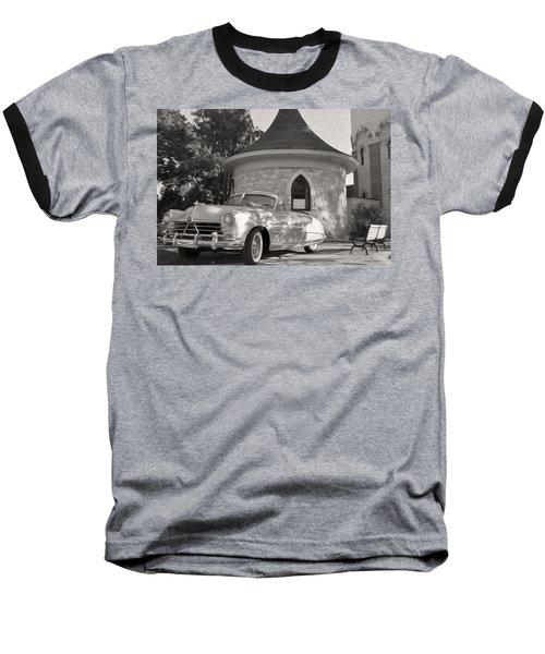Baseball T-Shirt featuring the photograph Hudson Commodore Convertible by Verana Stark