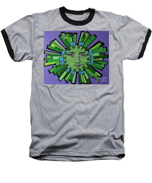 Hugh Grant - Sun Baseball T-Shirt
