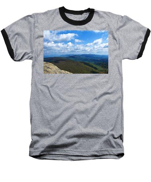 Humpback Rocks View North Baseball T-Shirt