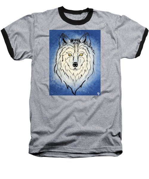 Hungry Like The Wolf Baseball T-Shirt