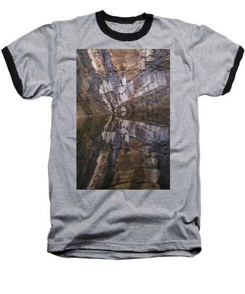 Hunter Canyon Seep Baseball T-Shirt