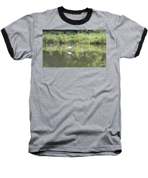 Hunter Reflected 1 Baseball T-Shirt