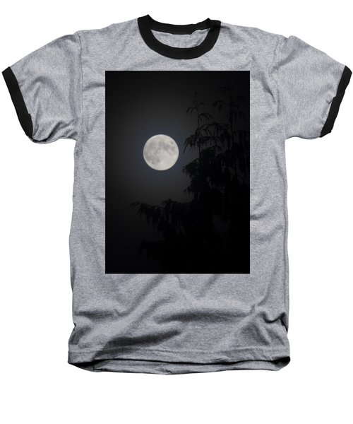Hunters Moon Baseball T-Shirt