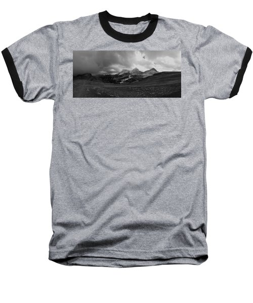 Hurricane Pass Storm Baseball T-Shirt