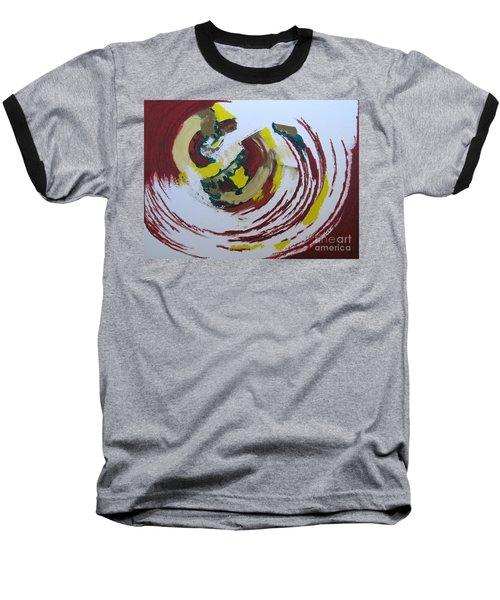 Hurricane Baseball T-Shirt