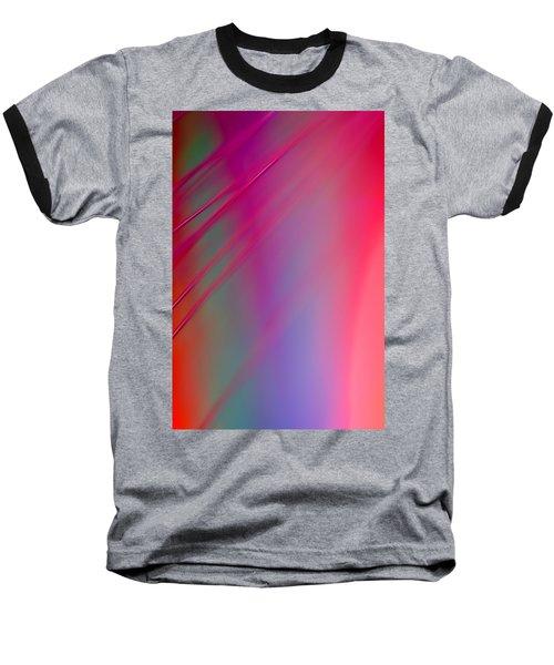 Hush Baseball T-Shirt by Dazzle Zazz