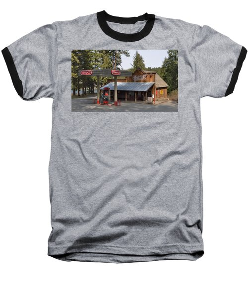 Huttons General Store Baseball T-Shirt