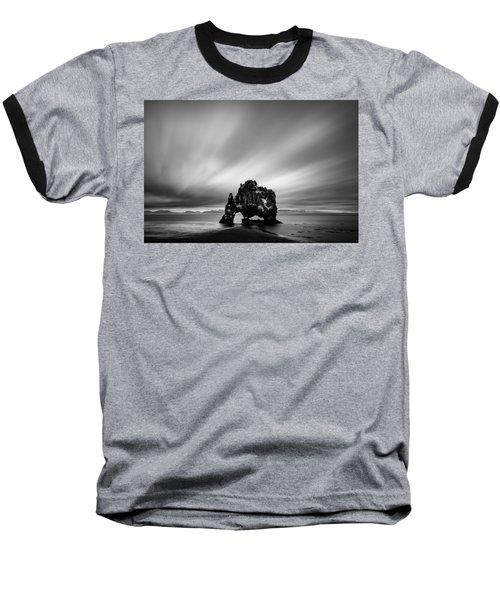 Hvitserkur Baseball T-Shirt