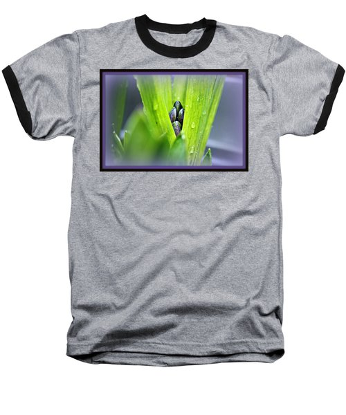 Hyacinth For Micah Baseball T-Shirt