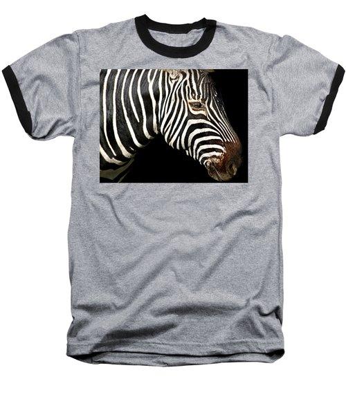 I Am A Zebra Baseball T-Shirt