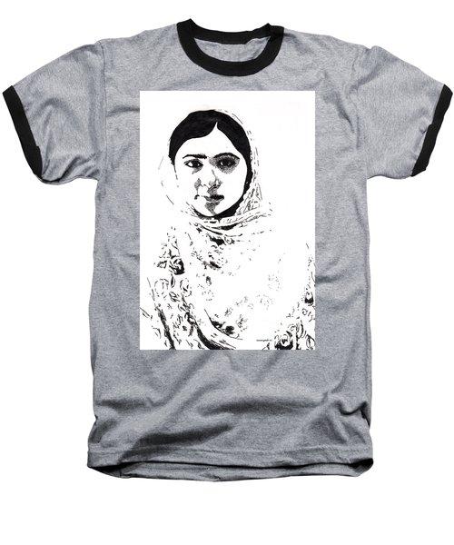 I Am Malala. Baseball T-Shirt