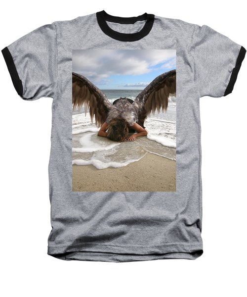 I Feel Your Sorrow  Baseball T-Shirt