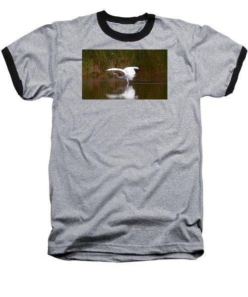 I Look Pretty Baseball T-Shirt by Leticia Latocki