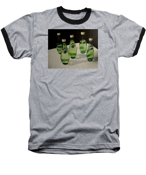 I Love Perrier Baseball T-Shirt