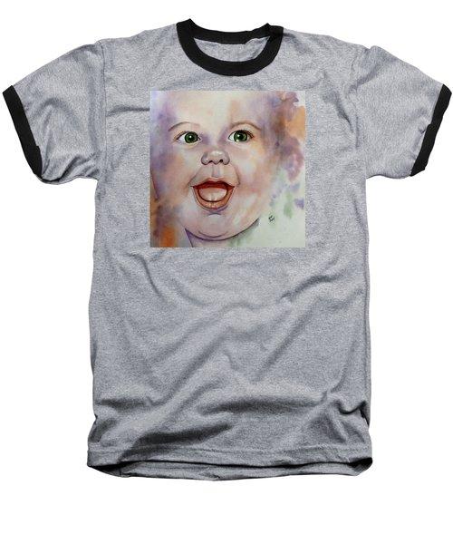 I Love You Baby Baseball T-Shirt