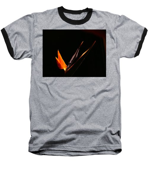 Baseball T-Shirt featuring the photograph I Love You by Evelyn Tambour