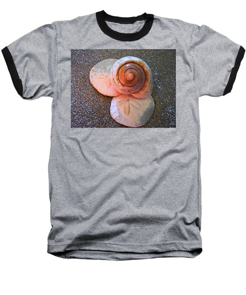 I Sea Art Baseball T-Shirt