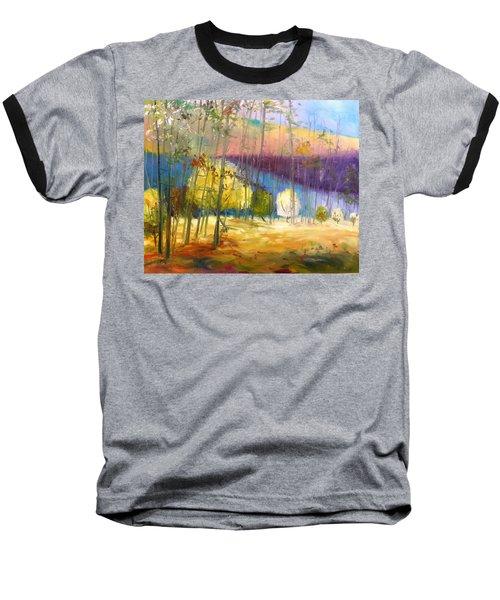 I See A Glow Baseball T-Shirt