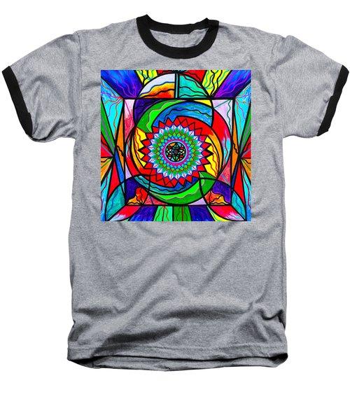 I Trust Myself To Create Baseball T-Shirt